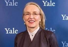 Catherine Panter-Brick, professor of anthropology, health, and global affairs and director of the Conflict, Resilience, and Health Program at the MacMillan Center